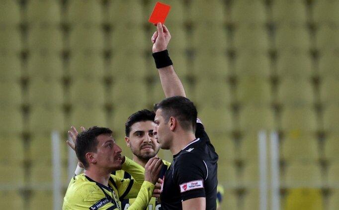 MHK, Erkan Özdamar ve Ümit Öztürk'ü maçtan aldı!