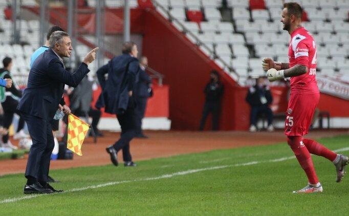 Ersun Yanal, '2. yarı başka bir Antalyaspor olacak'