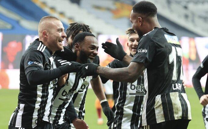 Karagümrük - Beşiktaş: Muhtemel 11