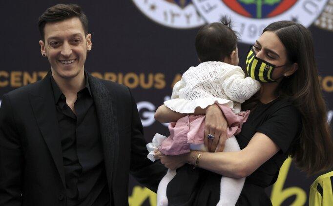 Mesut Özil'den kayınvalidesine 12 milyonluk jest!