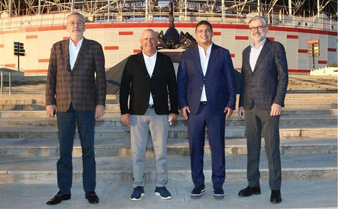 Antalyaspor'da genel kurul heyecanı yaşanacak