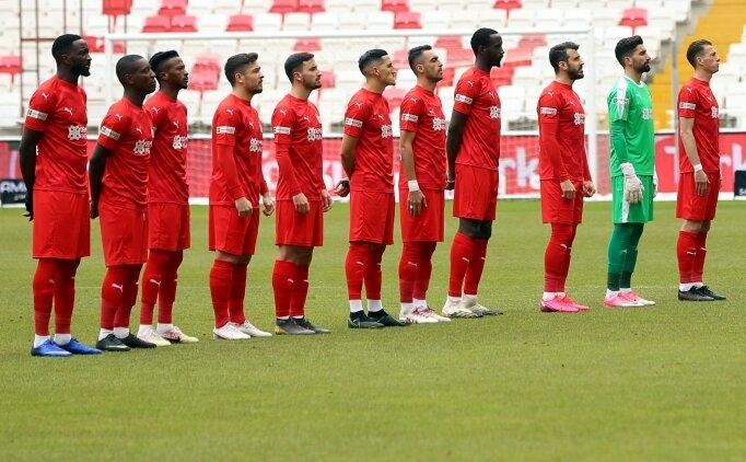 Demir Grup Sivasspor beraberlik sayısında zirvede
