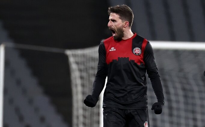 Fabio Borini: 'Türkiye'de futbol içgüdüsel oynanıyor'