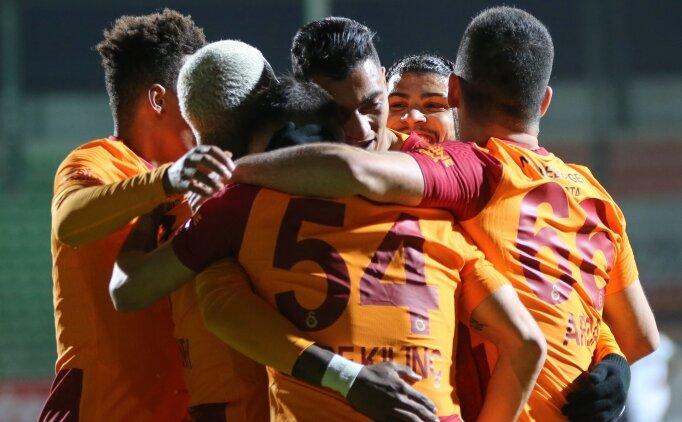 İlk 11'ler: Galatasaray - Erzurumspor