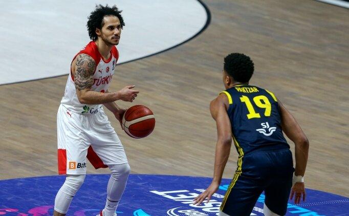 İşte A Milli Basketbol Takımımızın Olimpiyat elemeleri kadrosu