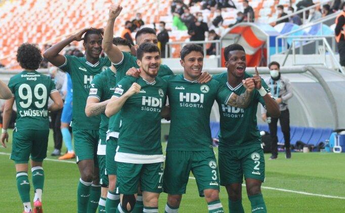 GZT Giresunspor, Eskişehirspor karşısında üç puan hedefliyor