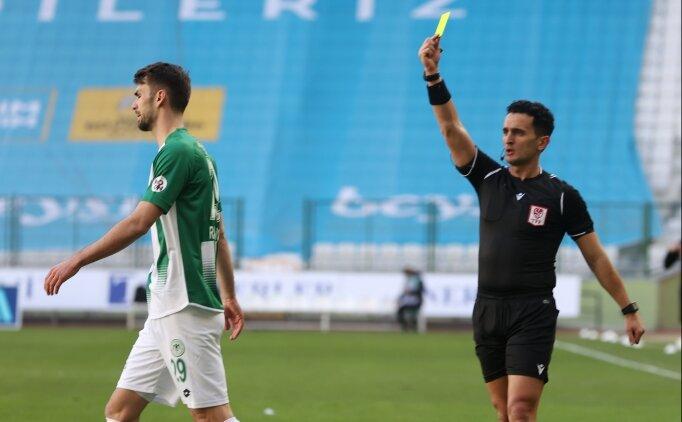 Konyaspor'dan Erkan Özdamar ve Özgüç Türkalp tepkisi