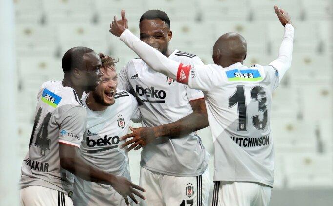 Yeni Malatyaspor - Beşiktaş: İlk 11'ler