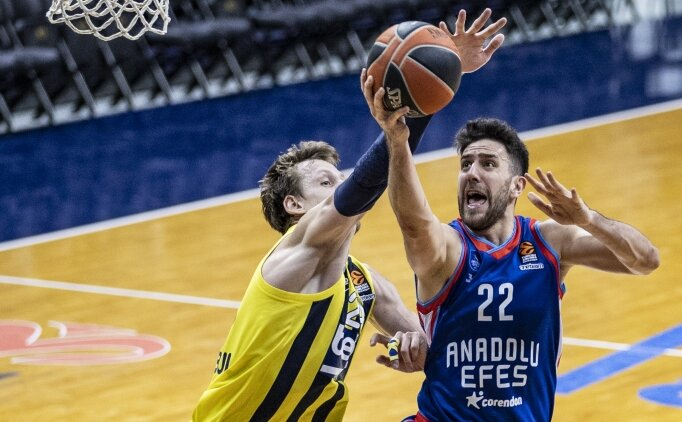 Basketbol Süper Ligi'nde derbi haftası