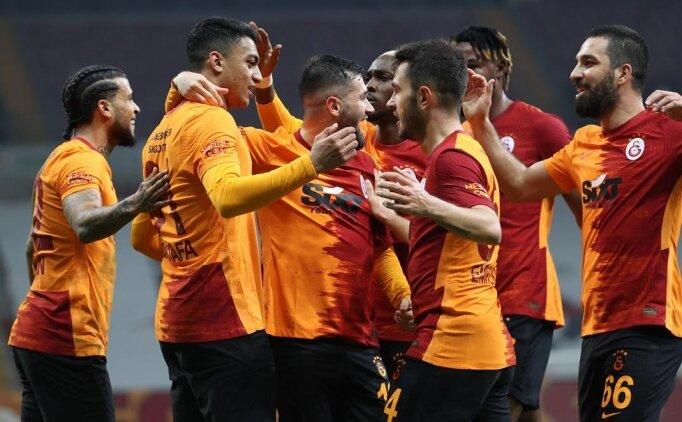 İlk 11'ler: Galatasaray - Yeni Malatyaspor