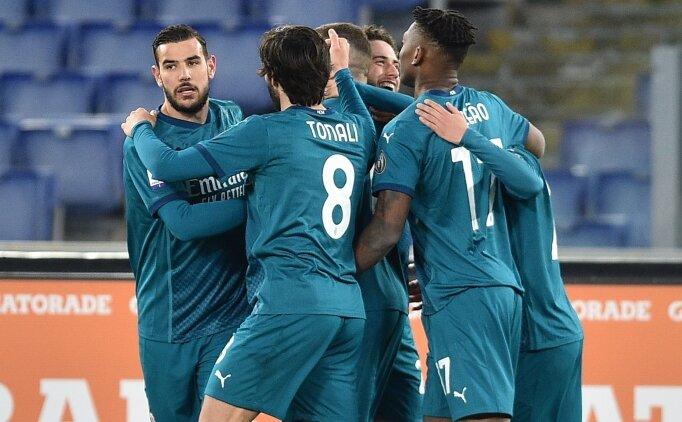 Deplasmanda alev alev: Milan!