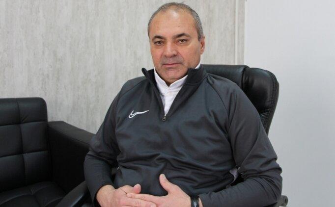 Erkan Sözeri: 'Ligi en iyi yerde bitirmeyi hedefliyoruz'