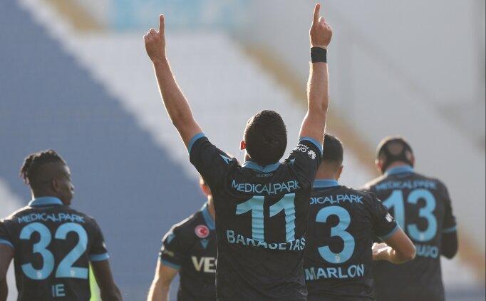 Trabzonspor - Ankaragücü: İlk 11'ler