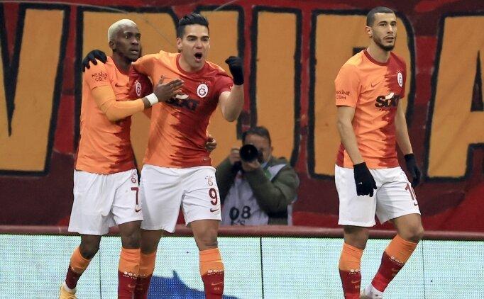 Radamel Falcao gollerle ilk 11'e döndü