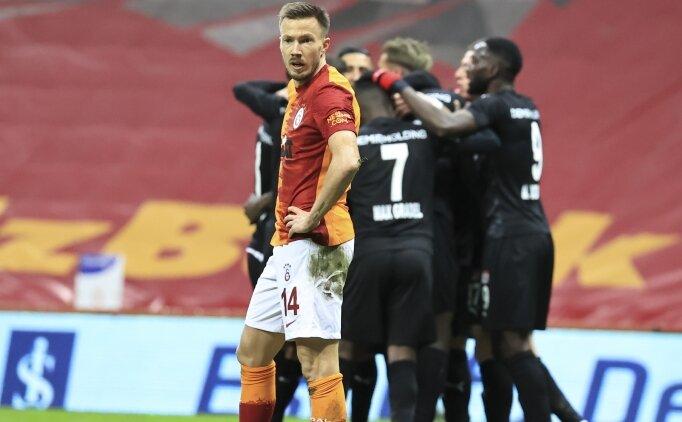 Martin Linnes, Galatasaray'ın canını yaktı!