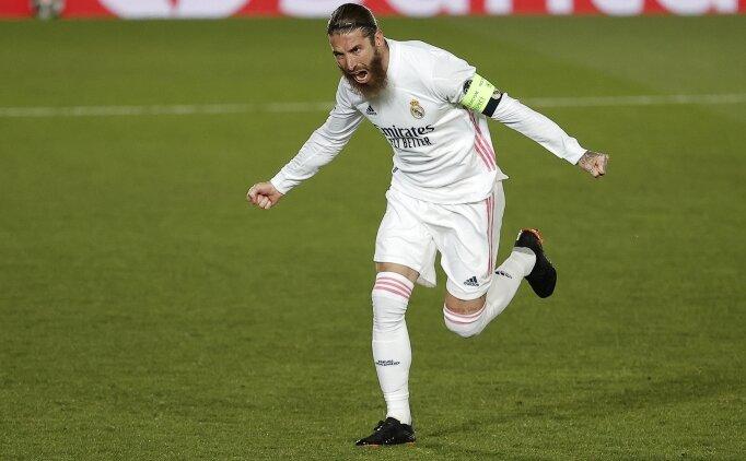 Büyük veda: Ramos, Real Madrid'den ayrıldı