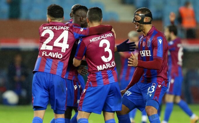 Trabzonspor - Fatih Karagümrük: İlk 11'ler