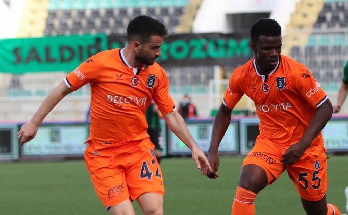 Ömer Ali, Başakşehir ile sezonu sıkıntısız tamamlamayı hedefliyor
