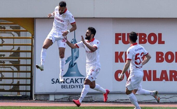 Yasin Öztekin'in Süper Lig inadı!