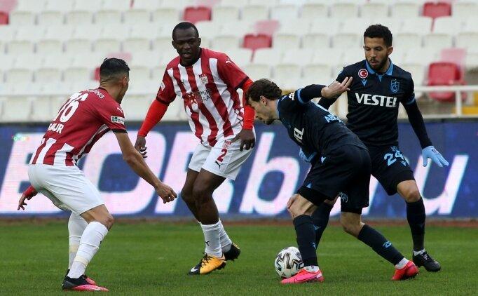Trabzonspor'a iki isimden kötü haber