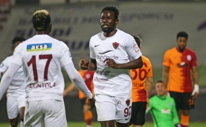 Konyaspor'dan Mame Diouf harekatı