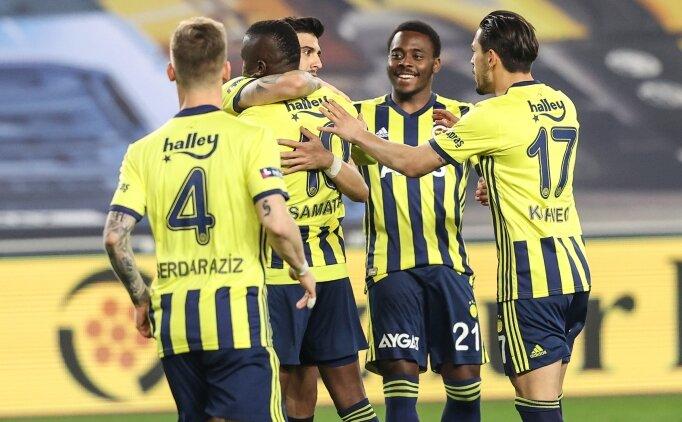 Yeni Malatya - Fenerbahçe: İlk 11'ler