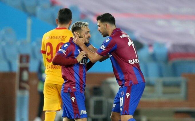 Trabzonspor'da görev sırası Yusuf Sarı'da