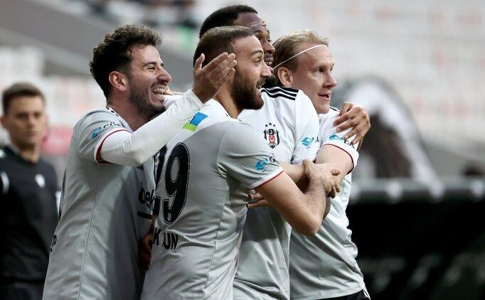 Erzurumspor - Beşiktaş: İlk 11'ler