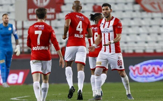 Antalyaspor'da 1 koronavirüs pozitif