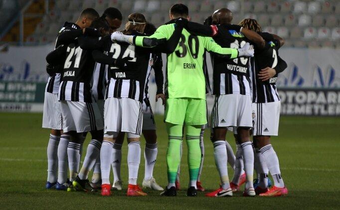 İlk 11'ler: Beşiktaş - Ankaragücü