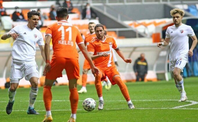 Adanaspor, Akhisarspor'u konuk edecek
