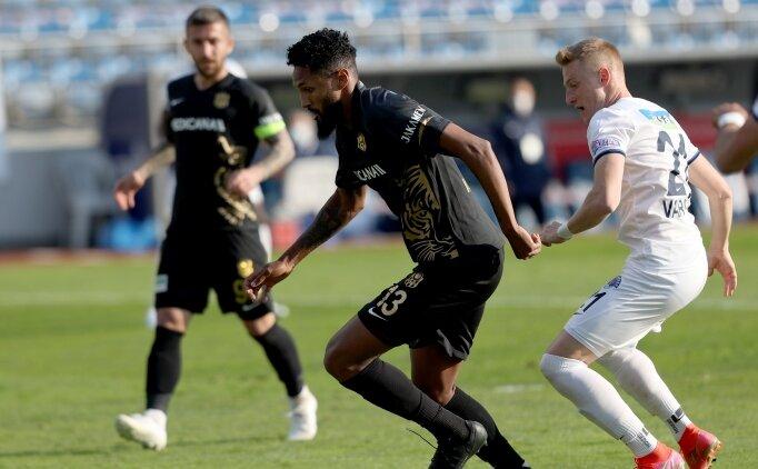 Yeni Malatyaspor, 13 maçtır galibiyete hasret!