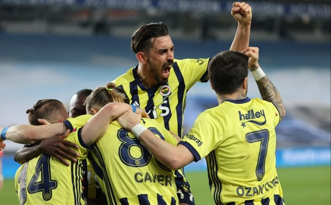 İlk 11'ler: Başakşehir - Fenerbahçe