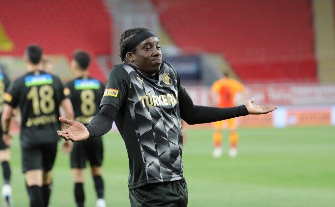 Fousseni Diabate: 'Gol için Allah'a teşekkürler'