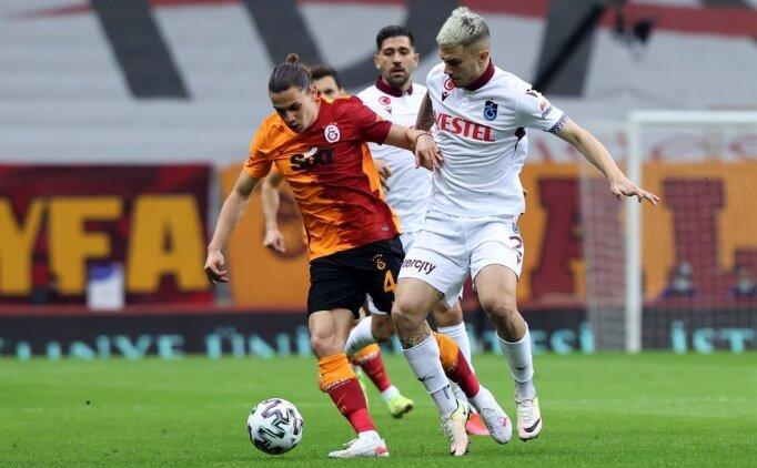 İlk 11'ler: Trabzonspor - Galatasaray