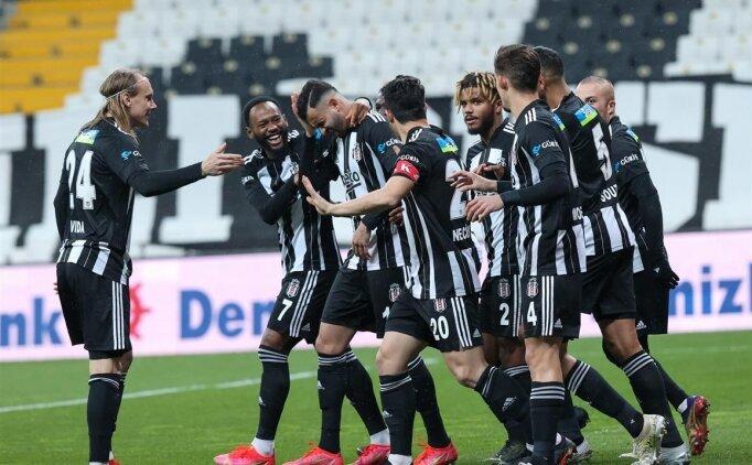 İlk 11'ler: Beşiktaş - Hatayspor
