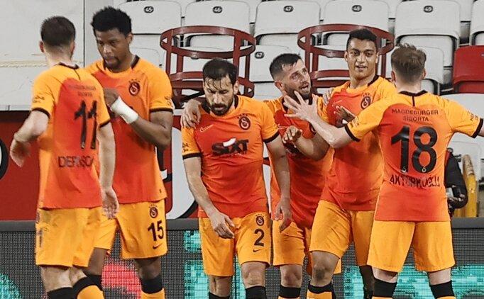 İlk 11'ler: Gençlerbirliği - Galatasaray