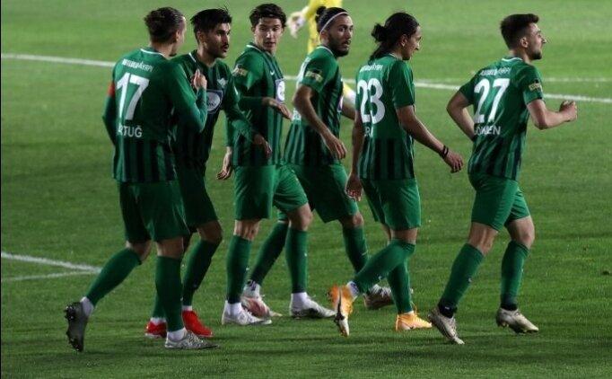 Akhisarspor, veda maçında Ümraniye'yi konuk edecek
