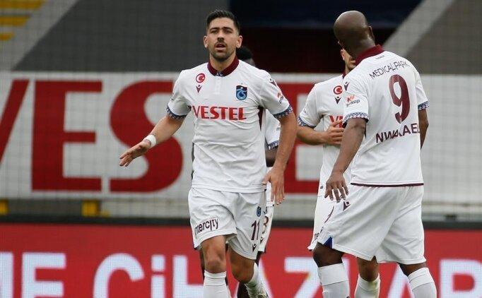 Trabzonspor'un Antalyaspor karşısındaki 11'i