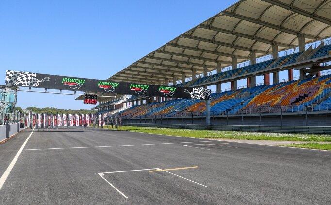 Intercity Cup otomobil yarışlarının 2. ayağı sona erdi