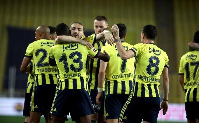 İlk 11'ler: Kayserispor - Fenerbahçe