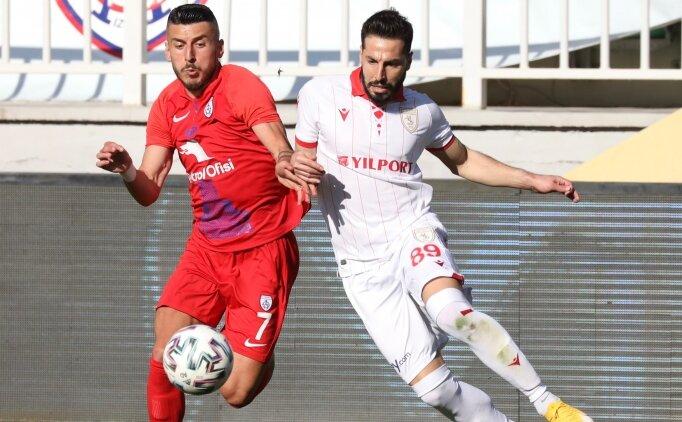 Samsunspor, 4 futbolcu ile yollarını ayırdı