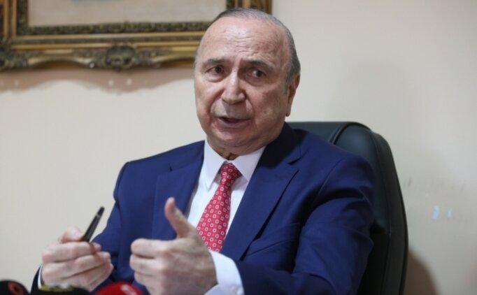 İbrahim Özdemir: 'Galatasaray'ı tarihi başarılar bekliyor'