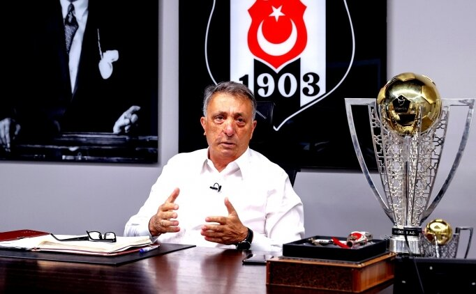 Ahmet Nur Çebi: 'Ghezzal ve Rosier bitme aşamasında'