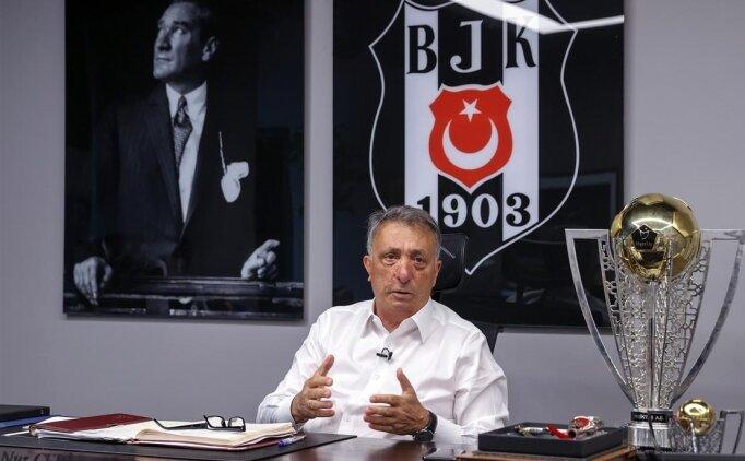 Ahmet Nur Çebi'den transfer ve Sergen Yalçın açıklaması