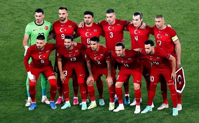 Türkiye - Galler: İlk 11'ler