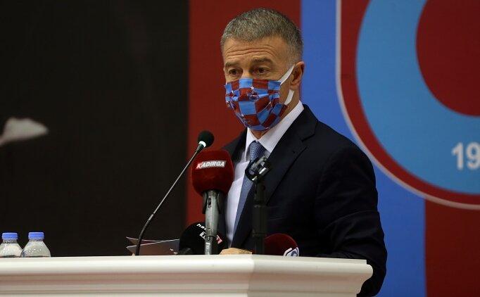 Ahmet Ağaoğlu'ndan şampiyonluk ve transfer açıklaması