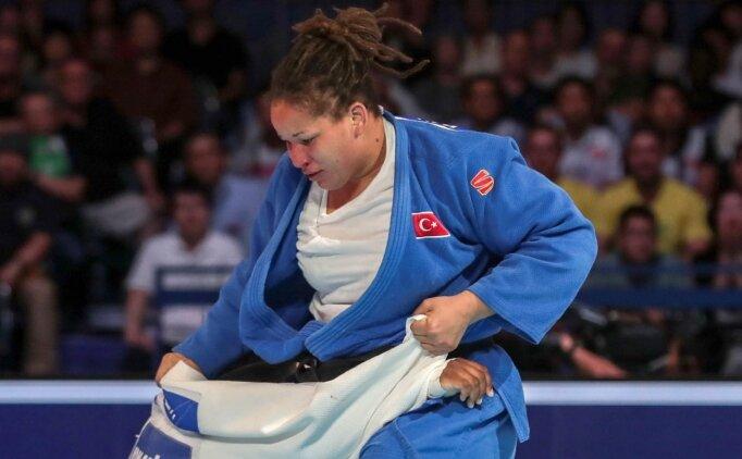 Kayra Sayit bronz madalya maçında kaybetti