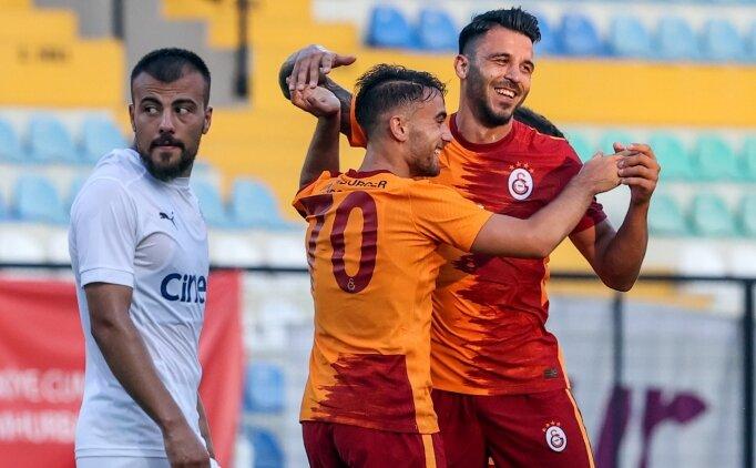 Yunus Akgün'ün yeni takımı belli oldu