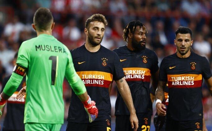 Galatasaray - St. Johnstone: Muhtemel 11